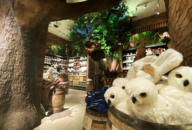 Magical Creatures at Harry Potter New York
