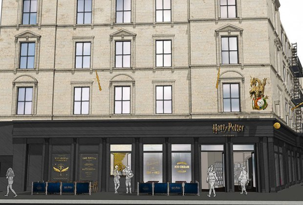 Harry Potter New York New Openings We're Anticipating in NYC in 2021