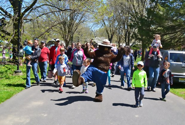 Head to Planting Fields Arboretum for its annual two-day Arbor Day Family Festival. Photo courtesy of Planting Fields