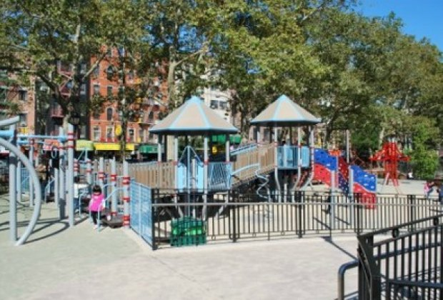 Things To Do In Westchester Today >> Destination Playground: Hester Street Playground | Mommy ...