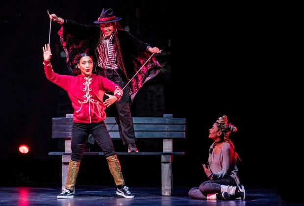 Hip Hop Nutcracker Live at Dolby Theatre, photo by Timothy Norris