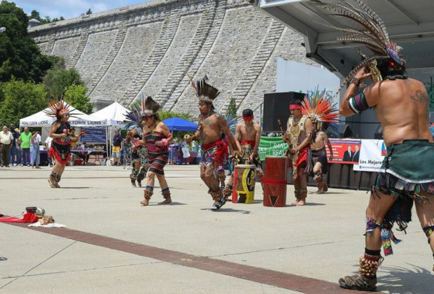 Head to Kensico Dam Plaza for a celebration of Hispanic heritage. Photo courtesy of the event