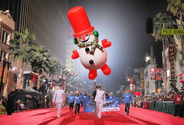 Photo courtesy of Hollywood Christmas Parade Television LLC