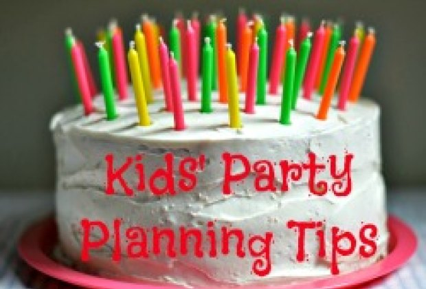 Kids Party Planning 15 Expert Tips To Throwing A Fun