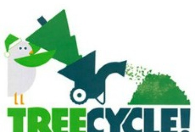 Recycle Your Christmas Tree: MulchFest NYC 2015 - Recycle Your Christmas Tree: MulchFest NYC 2015 MommyPoppins
