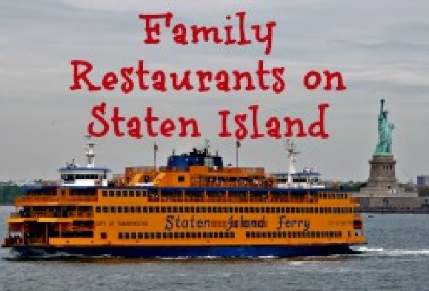 Family Places To Eat In Staten Island