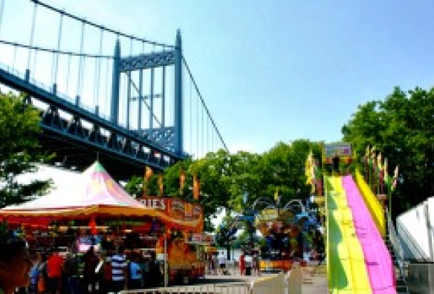 Weekend Fun For Nyc Kids Astoria Park Festival Fishing
