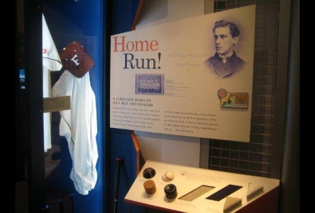 Explore the history of baseball
