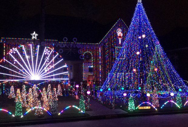 Beautiful During The Most Magical Time Of The Year, There Are Many Ways To Get Your  Holiday Light Fix. Houston Has Beautiful Public Lighting Displays, ... Pictures Gallery