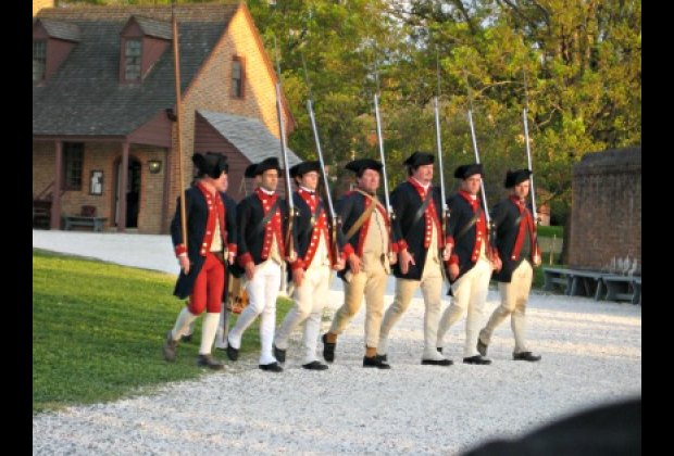 General Washington's Army.