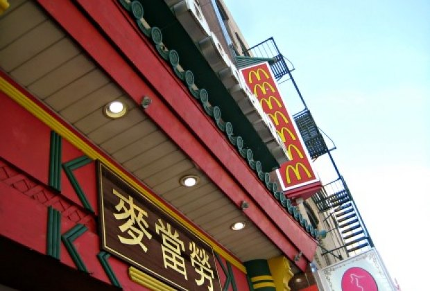 Our Stray Boots tour took us through Chinatown and Little Italy