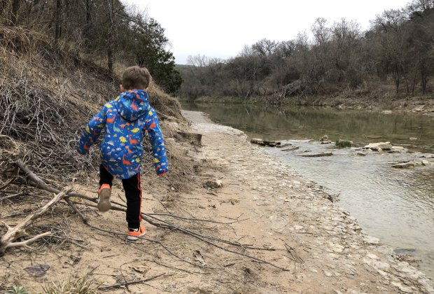 Dinosaur Tracks in Texas: Family Fun at Dinosaur Valley