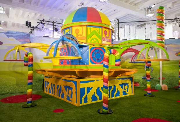 Candytopia in New York. Photo by Joel Pitra courtesy Candytopia