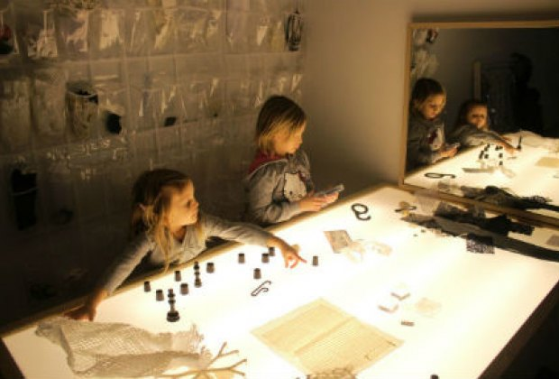 Constructing on the light table