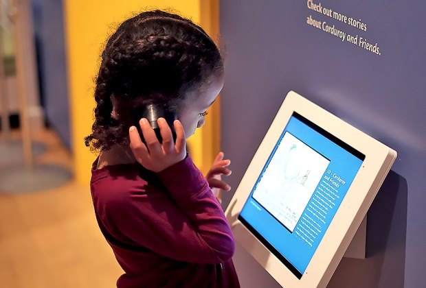 The Museum of the City of New York mounts engaging, interactive exhibits for kids, such as this year's Corduroy and Friends.