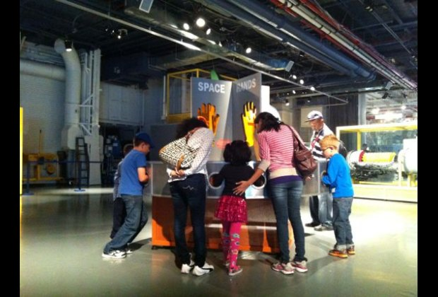 The interactive Exploreum is a must-see for families