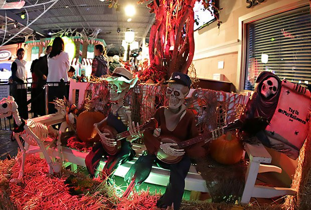 Go trick-or-treating at iPlay America on Sunday. Photo courtesy of the venue