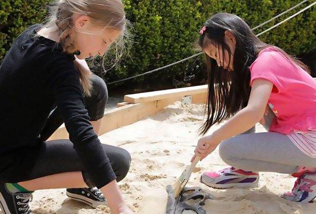Dig up some dinosaur bones at Jack Horner's Dino Dig at LSC. Photo courtesy of Jack Horner's Dino Dig
