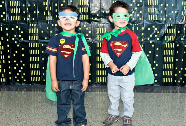 Superboys celebrate at Free Family Days. Photo courtesy of Japanese American National Museum