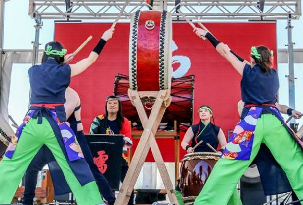 Immerse yourself in the culture of Japan during this weekend-long festival./Photo courtesy of Japan Festival Houston.