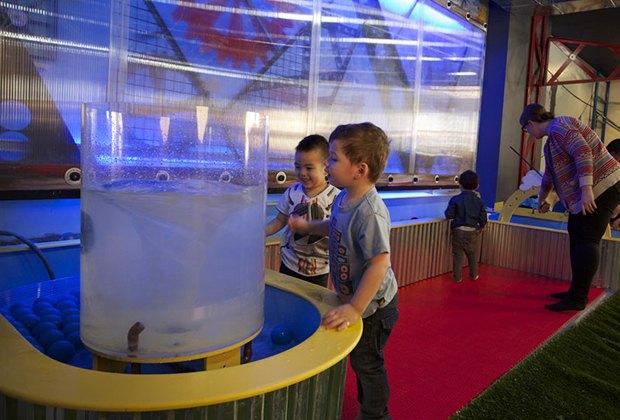 Amazon Indoor Playground  Activities Children
