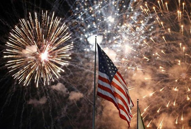 Valhalla celebrates the 4th of July with fireworks and live music at Kensico Dam Plaza. Photo courtesy of the Mt. Pleasant Police Department