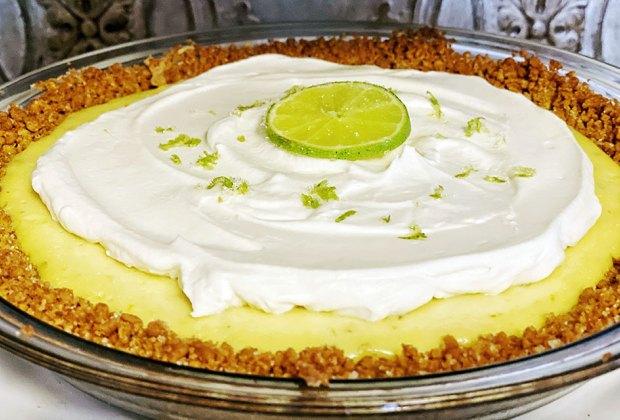 No-Bake Easy Dessert Recipes: Easy Key Lime Pie