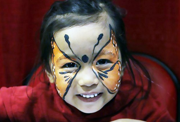 Stop by KidFest for games, face painting, and more. Photo courtesy of Magic 98.3