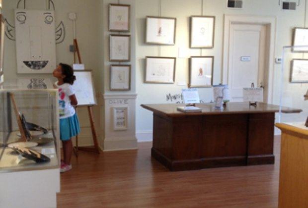 Mo Willems exhibit at R. Michelson Galleries