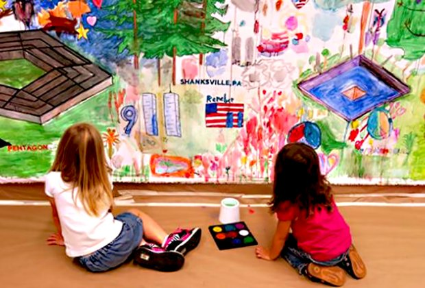 The 9/11 Memorial & Museum offers age-appropriate programs to help children learn more about the events of 9/11 and how people responded in the days and months after.