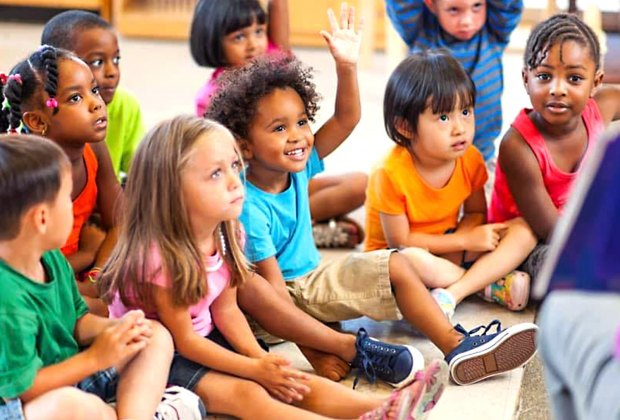 Kids Allowed Preschool in Yonkers is open every weekday from 7am–7pm.