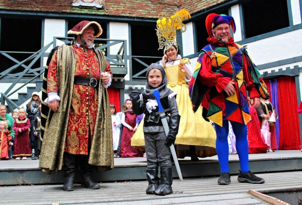 King Richard's Faire is happening all weekend. Photo by Julie Dennehy/Flickr