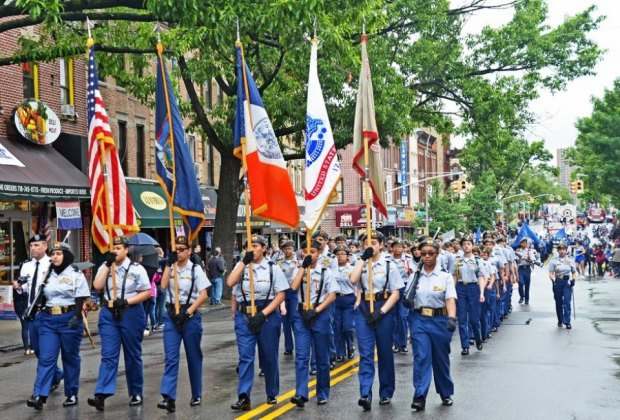Check out the Kings County Memorial Day Parade on Monday. Photo courtesy of the parade