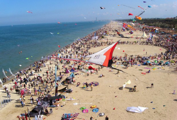 Festival of the Kite. Photo by Marcus Ertl/Flickr