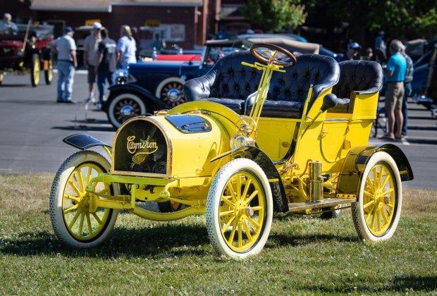 Photo courtesy of Klingberg Vintage Motorcar Festival