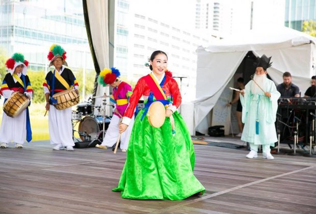 Indulge in a day of Korean culture at the annual Korean Festival at Discovery Green. Photo courtesy of Hanshot Photography.