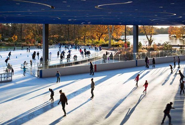 Hours For Southside Seaport Christmas Ice Rink 2020 9 Best Ice Skating Rinks in NYC for Kids and Families