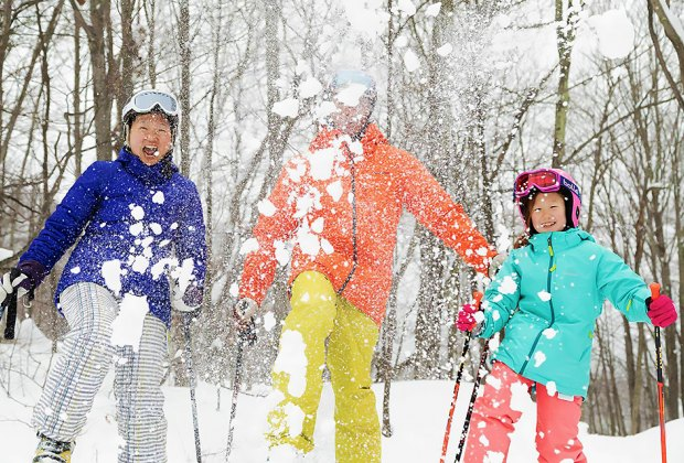 Windham Mountain is fun for the whole family.