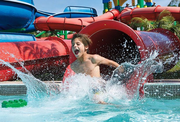 Photo courtesy of Legoland Water Park