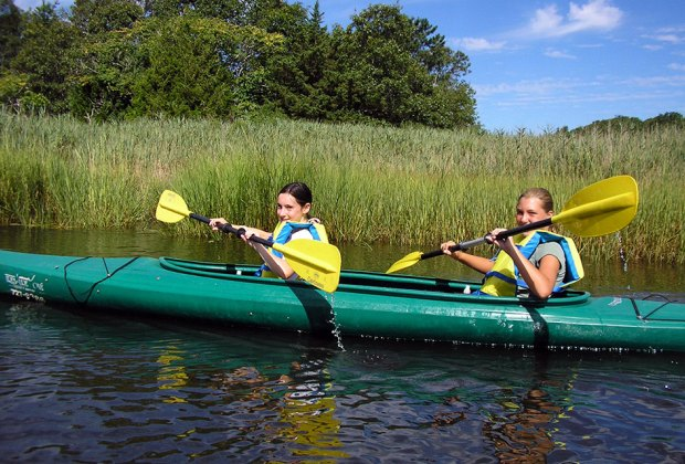 Enhance your child's understanding of marine life at the Long Island Aquarium's summer camp.