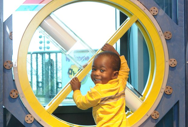 Encourage an introduction to STEM education at the Long Island Children's Museum.