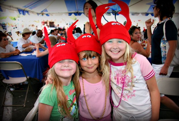 Photo courtesy of Port of Los Angeles Lobster Festival