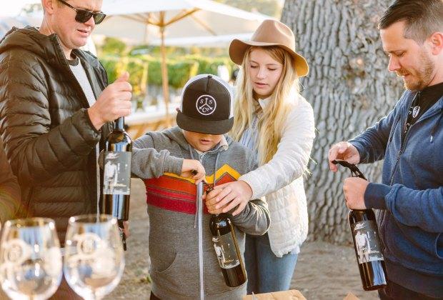 Saarloos & Sons Vineyard Day, photo by Laura Pedrino