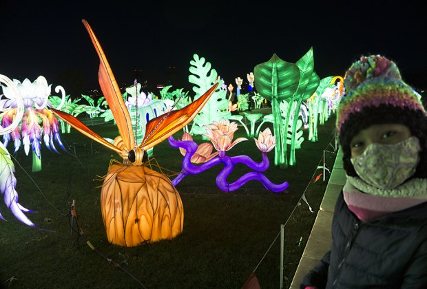 Enjoy LuminoCity Festival during the holiday break with Long Island Kids
