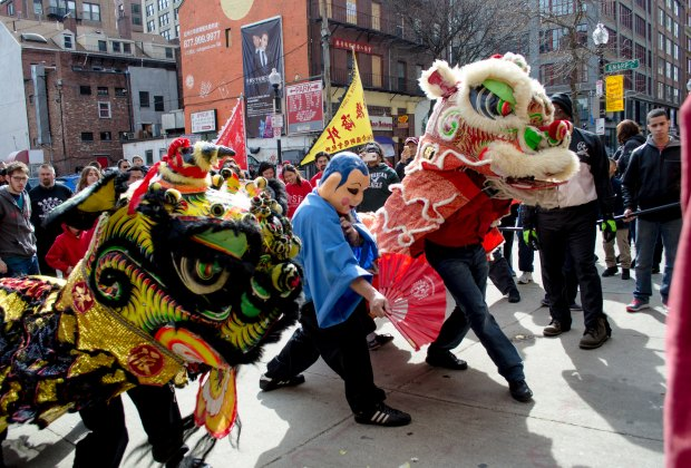 Celebrate the Lunar New Year on the streets of Chinatown. Photo courtesy of Kristin Shoemaker via Flickr/cc by 2.0