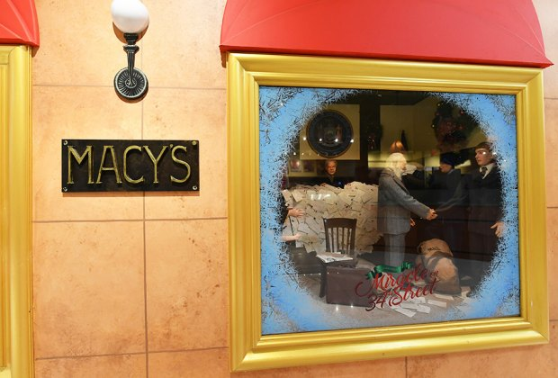Macy's holiday windows are unveiled! Photo by Mike Coppola for Macy's