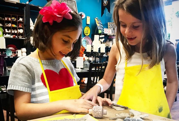Kids age 6 and up can get crafty in MADE's half-day summer camp. Photo courtesy of MADE