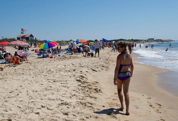 The beaches in Montauk are among the nation's best. Photo by kimwillen via Flickr