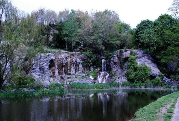 Morningside Park, photo courtesy of the New York Parks Department