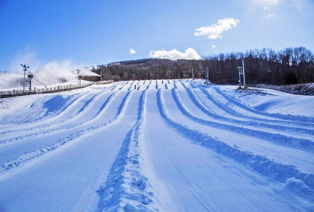 Mountain Creek snow tubing Best Snow Tubing Spots Near New York City